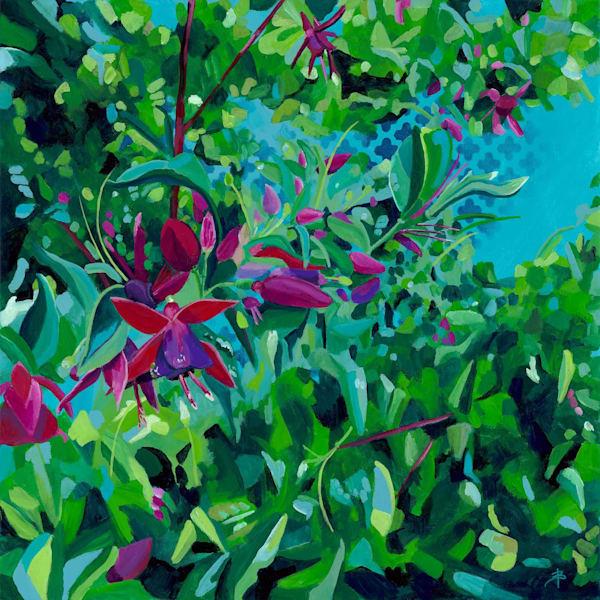 Carlton Garden Fuschia