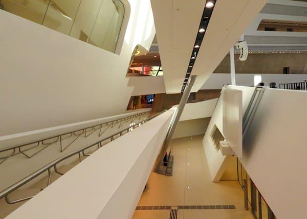 Its A Bit Unsettling, Library, University of Economics, Vienna, Austria