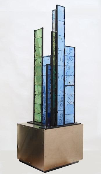 Shifting Patterns | Ed Pennebaker, Red Fern Glass