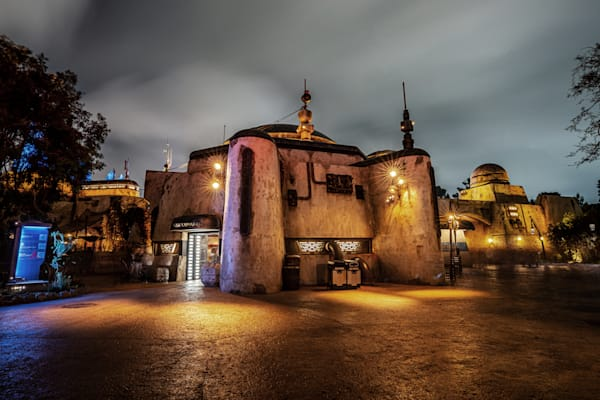 Droid Depot At Batuu Photography Art | William Drew Photography
