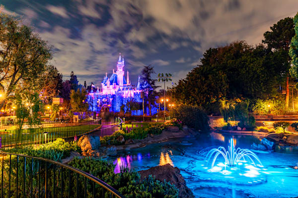 Beautiful Disneyland Castle - Disneyland Castle Pictures