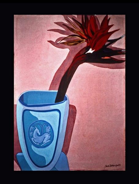Birds Of Paradise Art | JackieRobbinsStudio