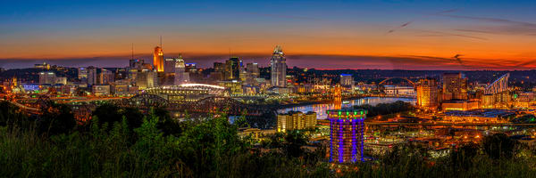 Cincinnati Sunrise Photography Art | Studio 221 Photography