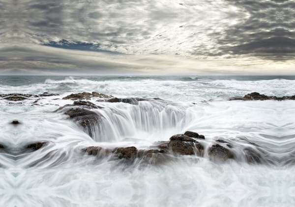 Thor's Well   Oregon Coast Photography Art | Studio 221 Photography