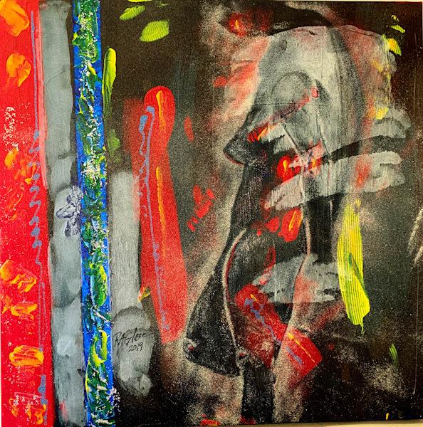 "Lady In Black Ii  Art | C.A.S.H. Art ""all things artistic"""