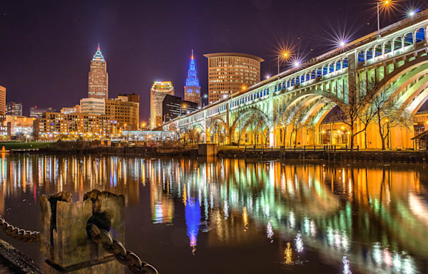 Cleveland Reflections Photography Art | Studio 221 Photography