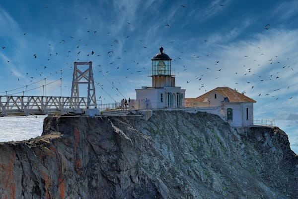 Point Bonita Lighthouse Photography Art | Studio 221 Photography