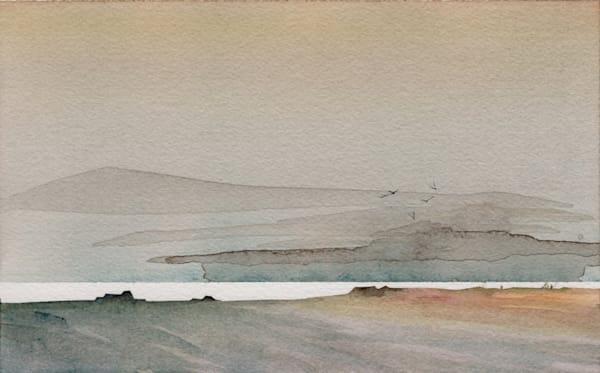 On The Horizon Art | the | danfinnell | studio