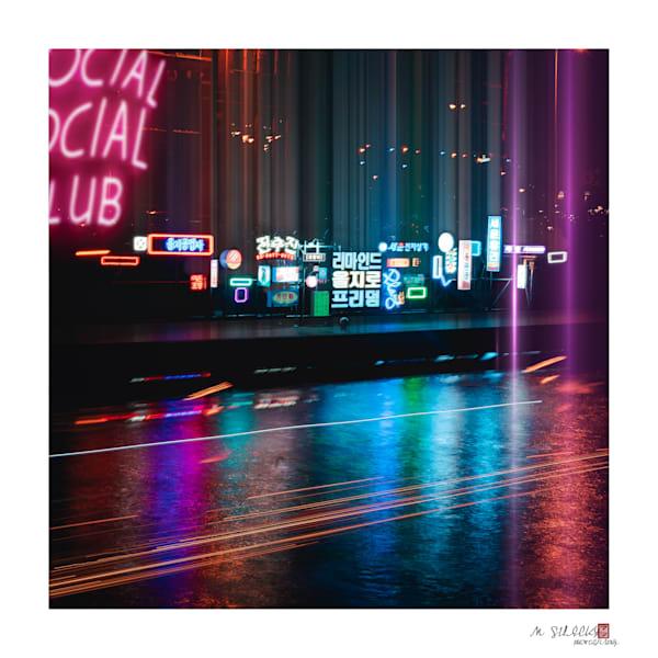 Matej Silecky Photography Euljiro Amsterdam