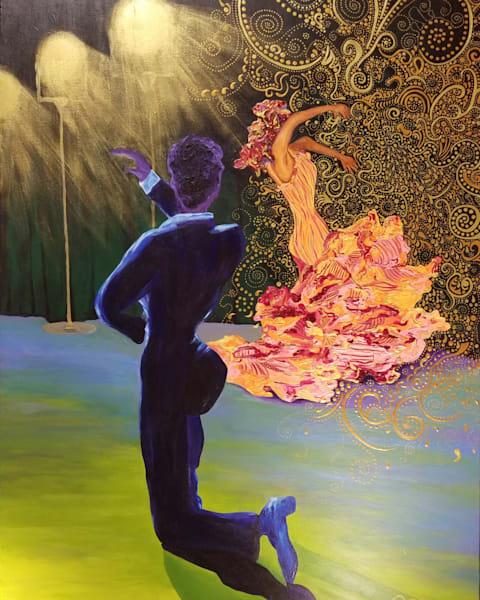 Flamenco Performance Art   TAVolgenau