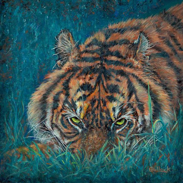Vigilant Tiger