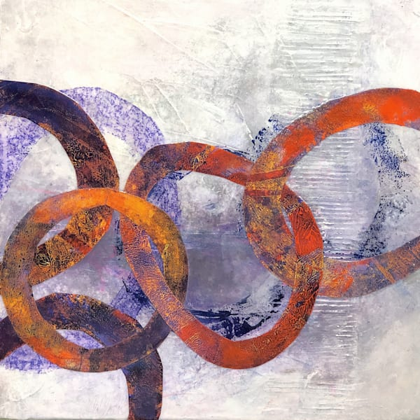 Unexpected Turns  – Original Abstract Painting & Prints   Cynthia Coldren Fine Art