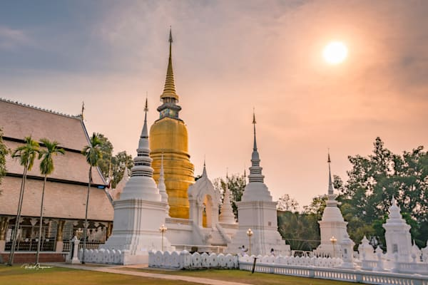 Buddhist Temple 5 | Thailand Series | Shop Prints | Robert Shugarman Photography