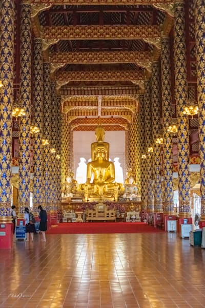 Buddhist Temple 1 | Thailand Series | Shop Prints | Robert Shugarman Photography