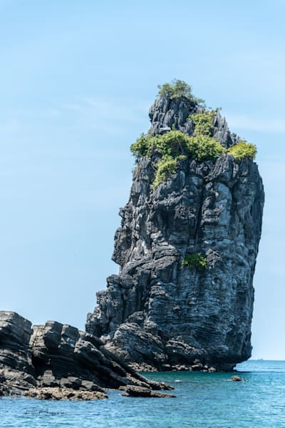 Island Landscape 2 | Thailand Series | Shop Prints | Robert Shugarman Photography