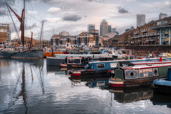 Limehouse Basin #17 Photography Art | Martin Geddes Photography