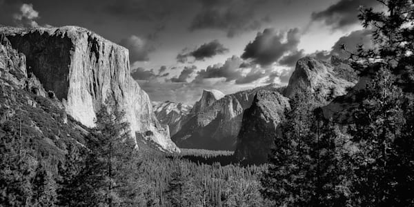 Tunnel View   Yosemite Photography Art | Studio 221 Photography