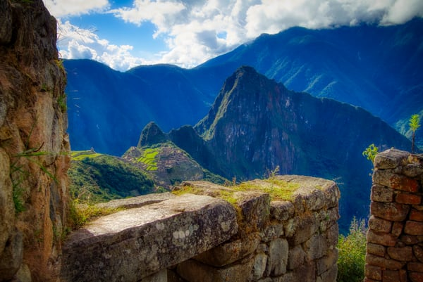 Machu Picchu Sun Gate Photography Art | FocusPro Services, Inc.