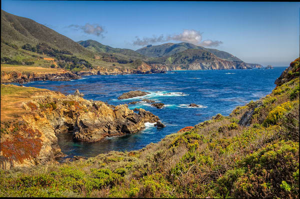 Pacific Coastline Photography Art | FocusPro Services, Inc.