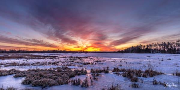 Frozen Dawn Photography Art | brucedanz