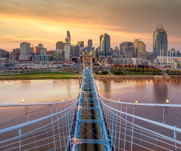 Skyline From Roebling Photography Art | Studio 221 Photography