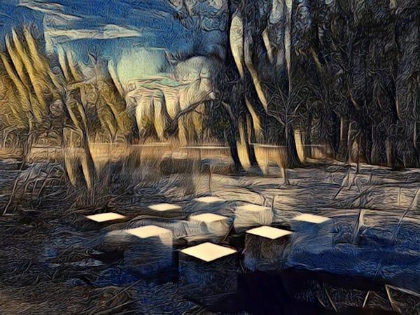 Dunrobin Marshes Art | Maciek Peter Kozlowski Art