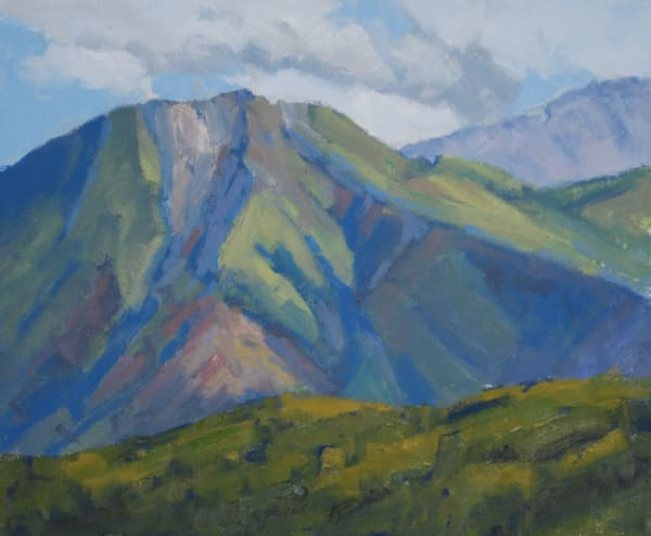 Afternoon Foothills Art | Gary Gore