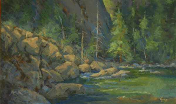 St Vrain Canyon Art | Gary Gore