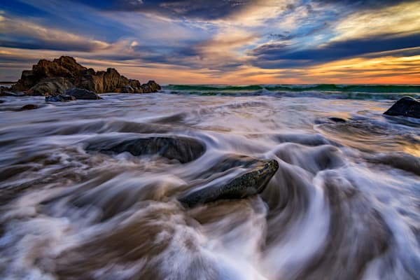 Incoming Tide in Ogunquit | Shop Photography by Rick Berk