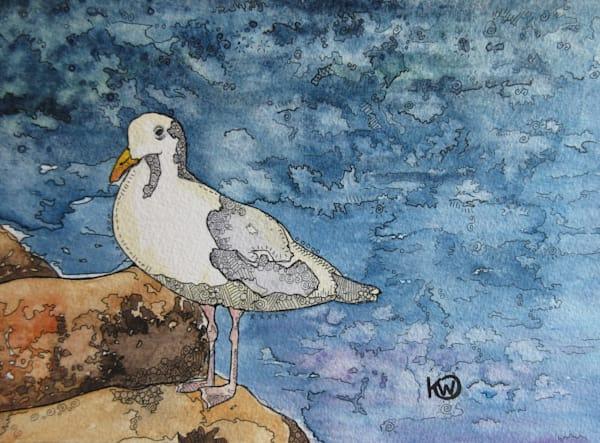 Seagull Art | Water+Ink Studios