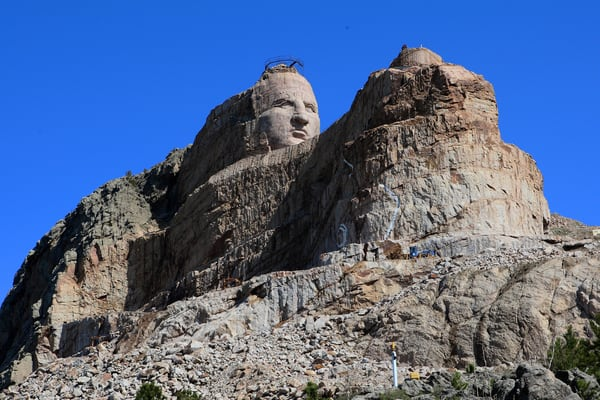 Crazy Horse 2 Art | DocSaundersPhotography