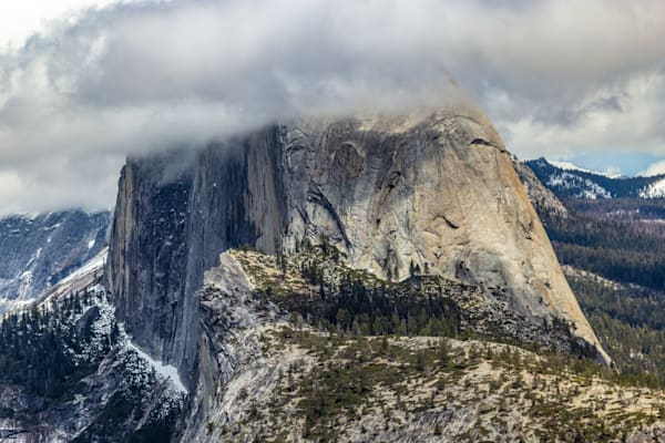 Half Dome Capped Photography Art | Studio 221 Photography