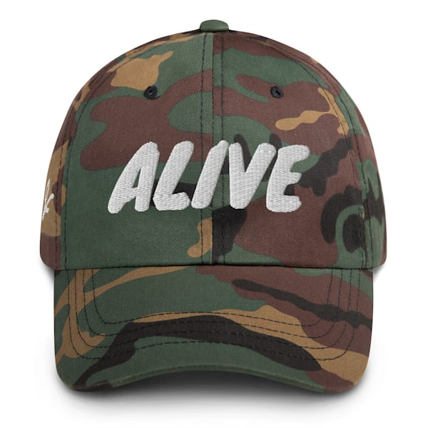 """ALIVE"" (Dad Hat)"