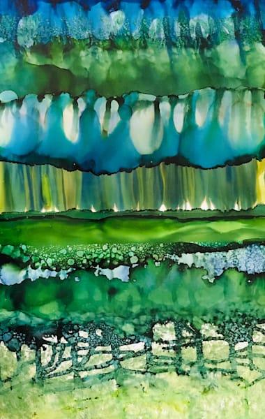 Effervescent Nature Art | Sandy Smith Gerding Artwork