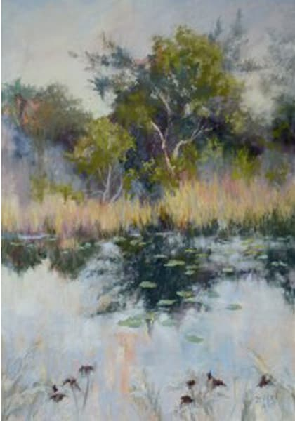 Sounds of Silence, From an Original Oil Painting