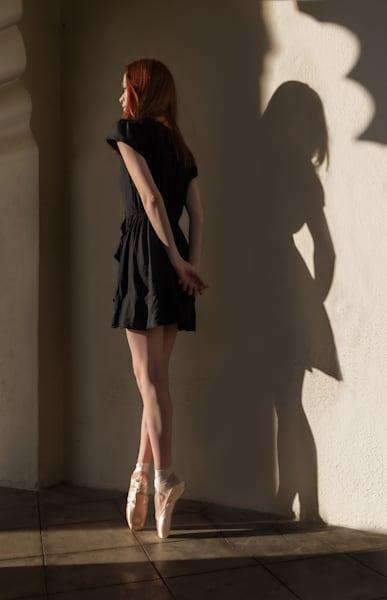 Hadley Dancer And Shadow Photography Art | Dan Katz, Inc.