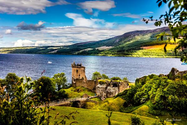 Urquhart Castle| Randy Sedlacek Photography