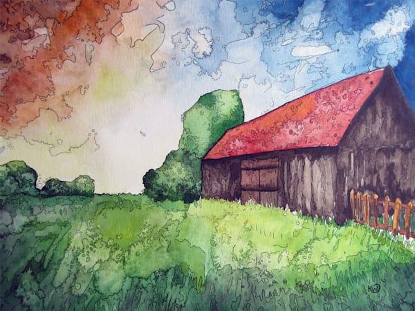 Barn 2 Art | Water+Ink Studios