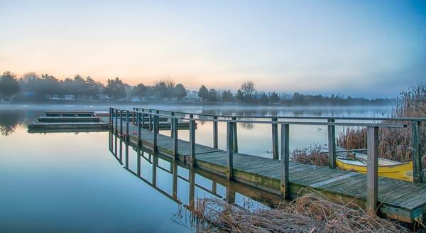 West Tisbury Pond Dock 2020 Art | Michael Blanchard Inspirational Photography - Crossroads Gallery