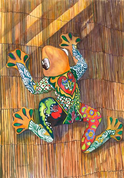 Tatooed Toad
