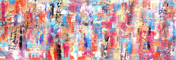 Suspending Judgement Art | Sara Trumet Art