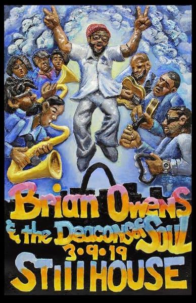 Brian Owens Art | David Spear