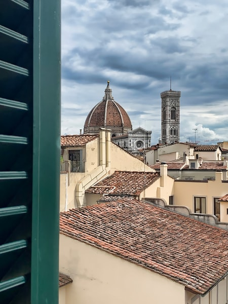 Rooftop View of The Duomo, Firenze