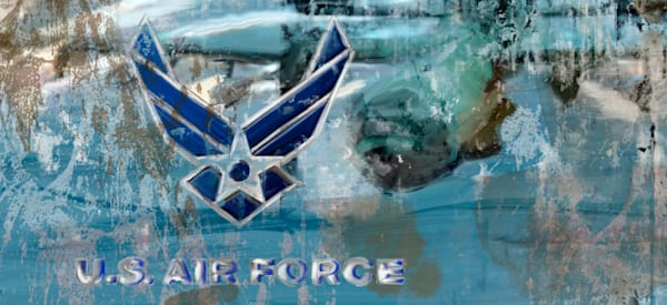 Usaf1 (Small Metal Sign) Art | DARDISartgalleries