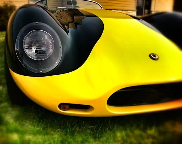 Lister Roadster 1958
