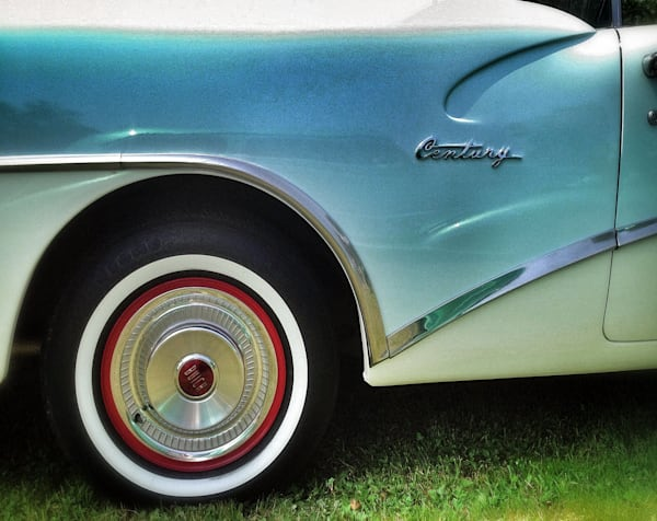 Vintage Buick Century