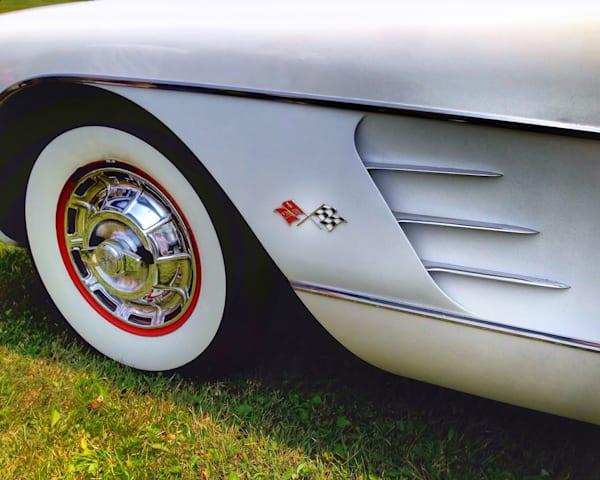 Vintage Corvette Stingray