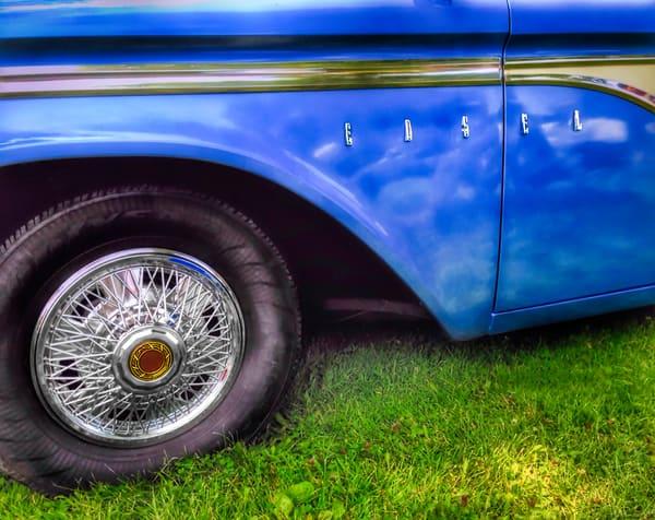 Vintage Ford Edsel