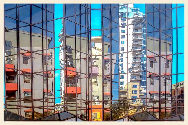 City Reflections Art | L3 Art Decor