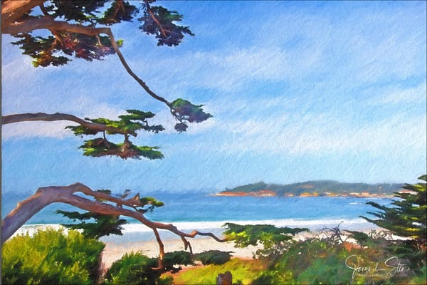 J Stoner   Carmel By The Sea Art | Branson West Art Gallery - Mary Phillip